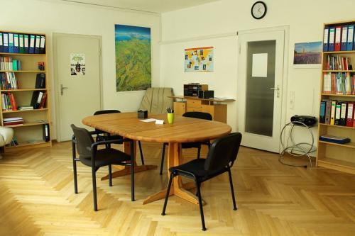 Räume in der Sprachschule Mehler